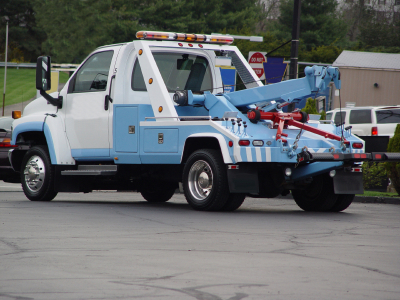 Houston, TX. Tow Truck Insurance